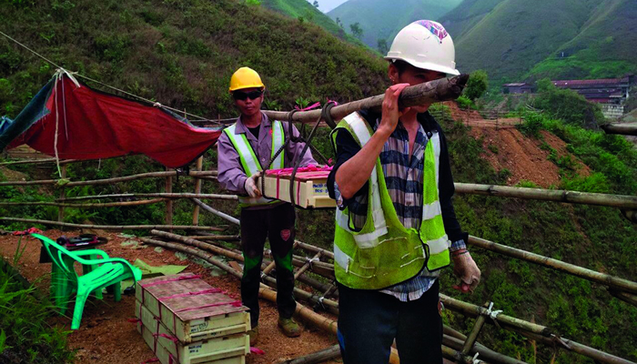 Myanmar Metals reports high-grade extension of Shan Lode